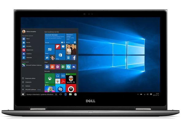 Dell Inspiron 5379-INS-1132-SLR i7 16G, 512GB SSD 13.3  Laptop, Gray