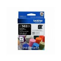 Brother LC563BK Ink Cartridge, Black