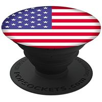 PopSockets Finger Grip, American Flag