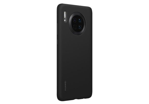 Huawei HUW-MATE30PRO-SIL-BLK Silicone Case - Black