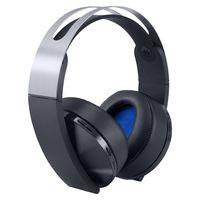 سوني PS4,  سماعة رأس لاسلكية بلاتنيوم لبلاي ستيشن 4