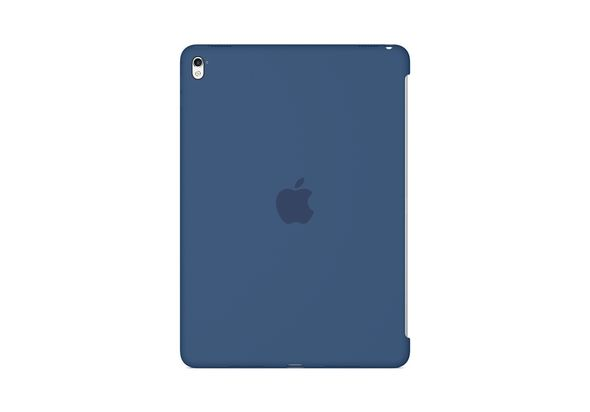 Apple Silicone Case for 9.7-inch iPad Pro, Ocean Blue