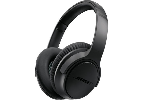 Bose SoundTrue Around-Ear Headphones II for Samsung & Android Devices, Charcoal Black