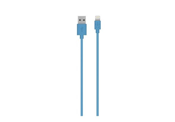 Belkin MIXIT Lightning to USB ChargeSync Cable, Blue