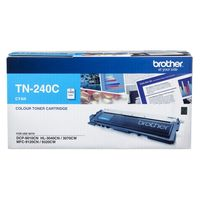 Brother TN-240C Cyan Toner