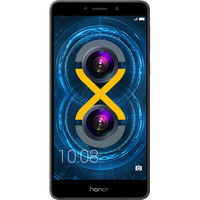 Huawei Honor 6X Smartphone LTE, Grey