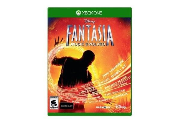 Disney Fantasia Music Evolved and Minecraft for Xbox One