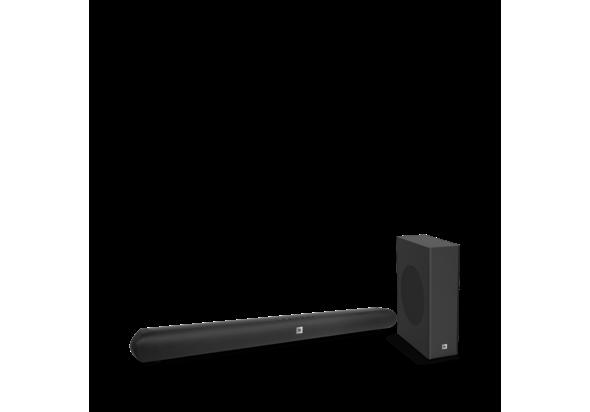 JBL Home Cinema 2.1 Soundbar with Compact Wireless Subwoofer