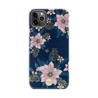 Porodo Fashion Flower Case for iPhone 11 Pro, Design 3