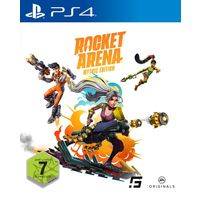 Rocket Arena for PS4
