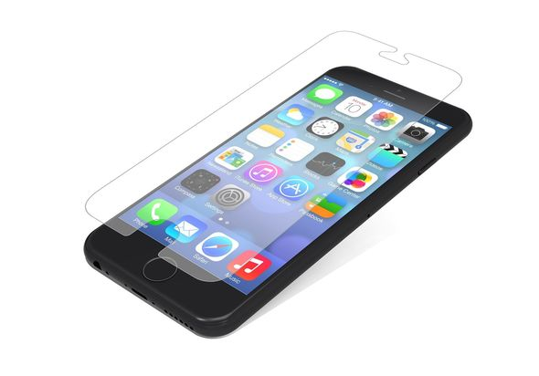 Zagg Invisible Shield Screen Protector for iPhone 6, Glass