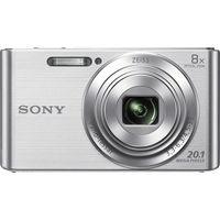 Sony DSC-W830 Digital Camera,  Silver