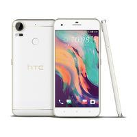 HTC Desire 10 Lifestyle Smartphone LTE, White