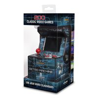 Dream Gear Retro Machine Gaming System with 200 Built-In Video Games