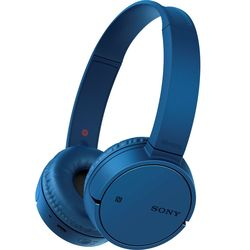 Sony WH-CH500 Wireless On-Ear Headphones, Blue