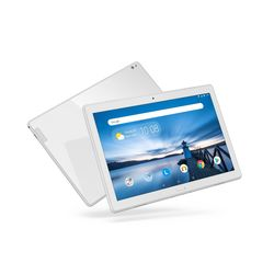 "Lenovo Tab P10 64GB, 4GB 10.1"" Tablet LTE,  White"
