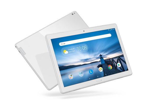 Lenovo Tab P10 64GB, 4GB 10.1  Tablet LTE,  White