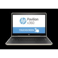 "HP Pavilion x360 14-ba007ne i5 4GB, 1TB 14"" Laptop, Silver"