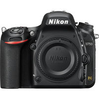 Nikon D750 DSLR Camera Body Only