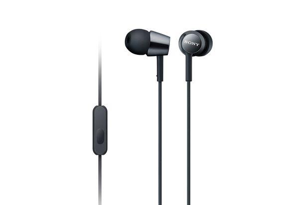 Sony MDREX150AP In-ear Headphones, Black