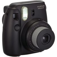 Fujifilm Instax Mini 8 Point and Shoot Camera, black