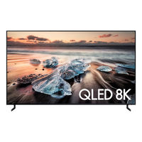 "Samsung 75"" Class Q900 QLED Smart 8K UHD TV (2019)"