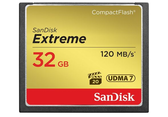 SanDisk SDCFXS-032G-X46 32 GB Memory Card