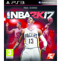 NBA 2K17 for PS3