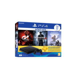 Sony PlayStation 4 500GB Console with Game Bundle