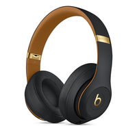 Beats Studio3 Wireless Headphones The Beats Skyline Collection, Midnight Black