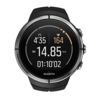 Suunto Spartan HR Watch, Ultra Black