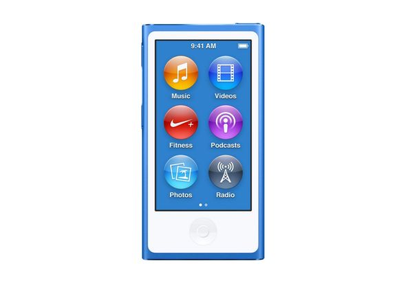 Apple iPod Nano 16GB, Blue