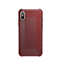 Urban Armor Gear Plyo Series Case for iPhone X, Crimson