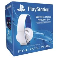 Sony PS4 Wireless Headset, White
