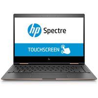 اتش بي سبيكترا,  Spectre x360 i7 ذاكرة 16 جيجا بايت , سعة 512 جيجا , شاشة 13 بوصة , أسود
