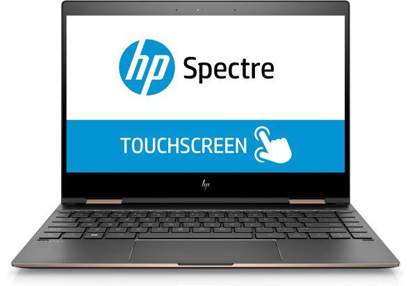 HP Spectre x360 i7 16GB, 512GB 13  Laptop, Black