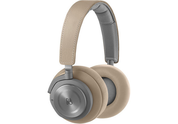 B&O PLAY by Bang & Olufsen Beoplay H9 Wireless Noise-Canceling Headphones, Argilla Gray