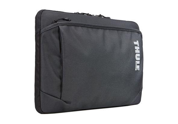 حقيبة لاب توب  Thule Subterra MacBook Sleeve , اسود , 13بوصة , ماك بوك أير, وبرو , وريتينا,