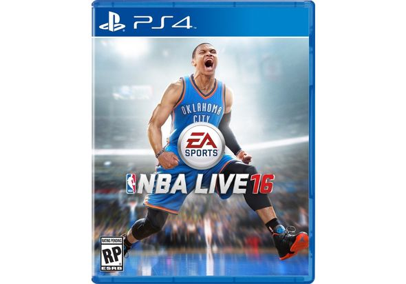 NBA Live 16 for PS4