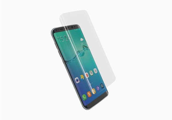 Cygnett FlexCurve Screen Protector for Samsung Galaxy S8 Plus