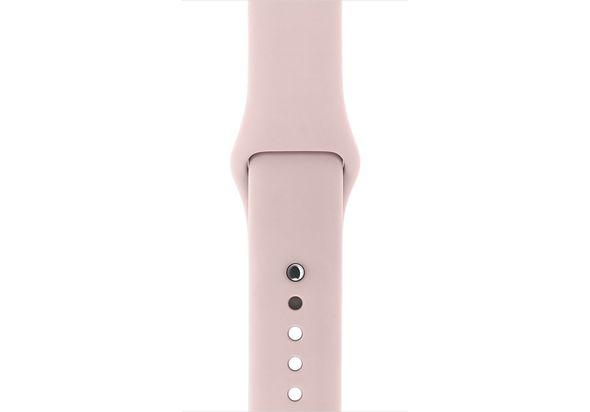 Apple 38mm Pink Sand Sport Band