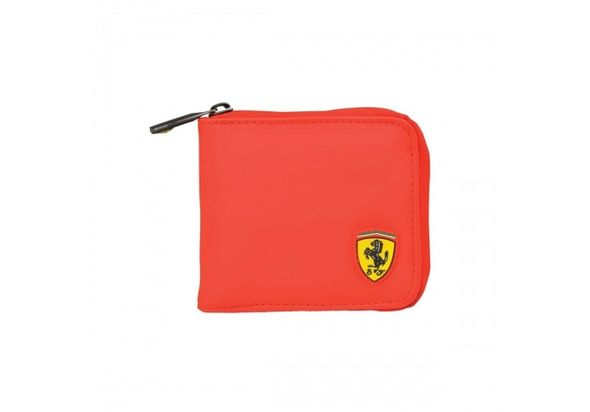 Ferrari Wallet Red