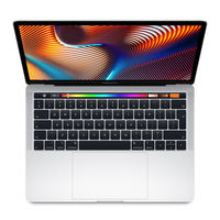 "Apple MacBook Pro 2019 9th Gen 15"" i7 16GB, 256GBArabic and English, Silver"