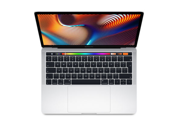 Apple MacBook Pro 2019 13  i5 8GB, 512GB Arabic and English, Silver