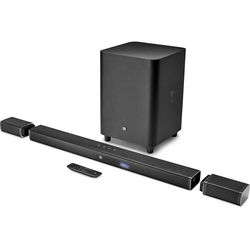 JBL Bar 5.1 510W 5.1-Channel Soundbar System