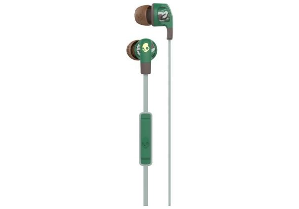 Skullcandy Smokin Buds 2 Scout Camo In the Ear Headset