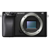 Sony Alpha a6100 Mirrorless Digital Camera Body Only,  Black