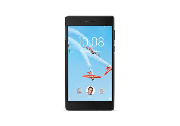 Lenovo TAB 4 7  , 8 GB, WiFi, Black