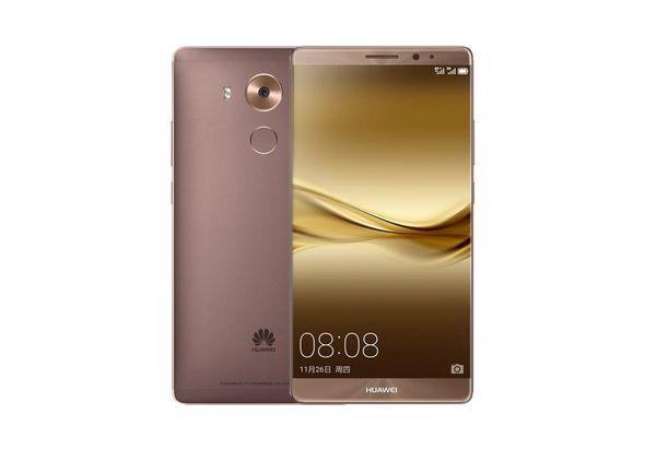 Huawei Mate 8 64GB Smartphone LTE, Mocha Gold