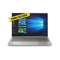 "Lenovo Ideapad 320 i5-8250U 6GB, 2TB 15.6"" Laptop, Platinum Grey"